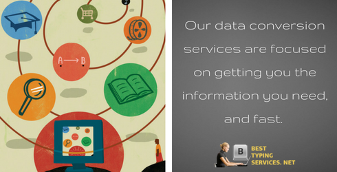 best data conversion services