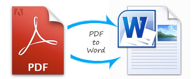 how to change a pdf into a word document