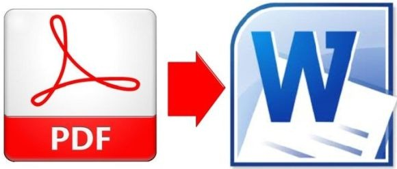how to open pdf file in word